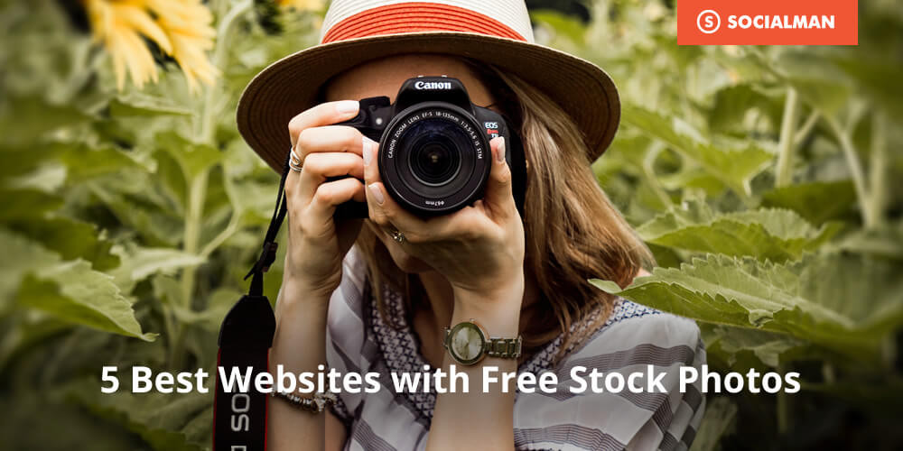 5 Best Websites with Free Stock Photos