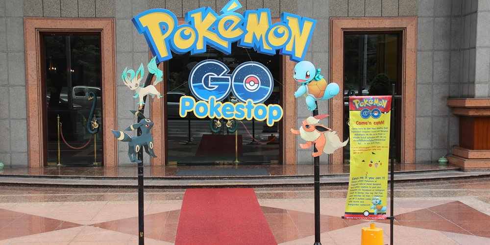 Pokémon GO. A Unique Case Study in Marketing