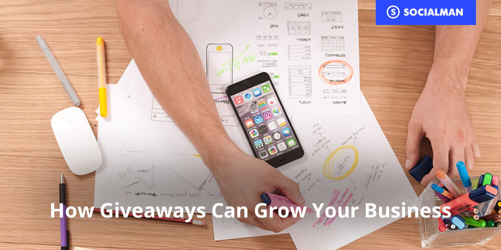 How Giveaways Can Grow Your Business