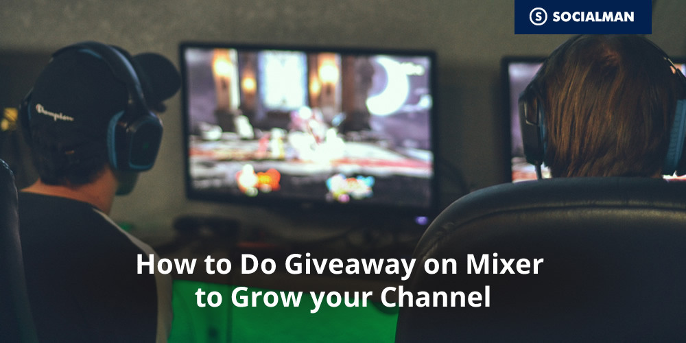 How to Do Giveaway on Mixer to Grow your Channel
