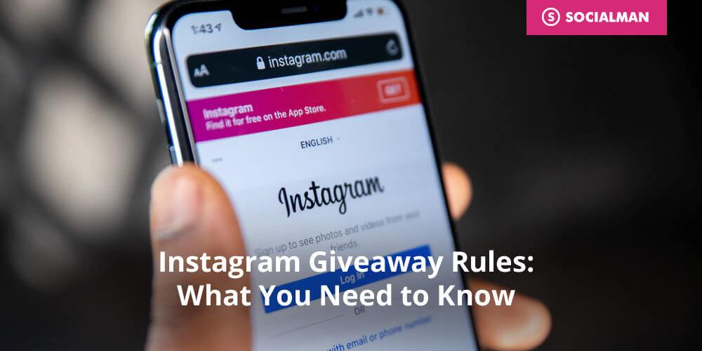 Instagram Giveaway Rules: What You Need to Know