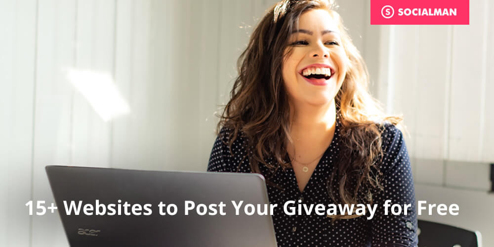15+ Websites to Post Your Giveaway for Free