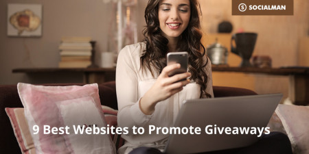 9 Best Websites to Promote Giveaways